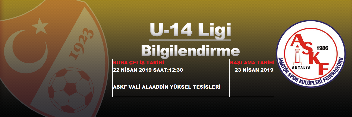 U14 LİGİ PLAY OFF MÜSABAKALARI